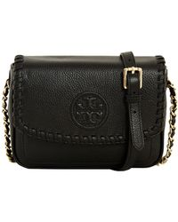 Tory Burch Mini-Marion-Bag - Lyst