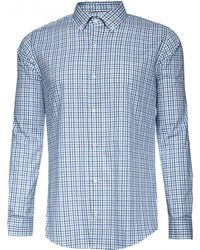 Scp | multicolor Oxford Gingham Shirt | Lyst