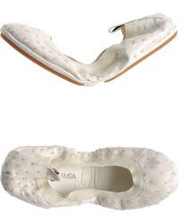 Yosi Samra Ballet Flats - Lyst