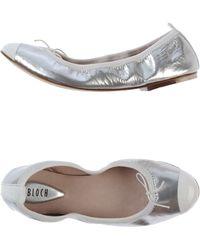 Bloch Ballet Flats - Lyst
