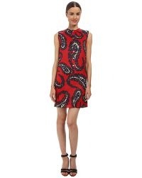 DSquared² Juliet Mini Dress - Lyst