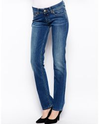 Hilfiger Denim - Suzy Straight Leg Jeans - Lyst