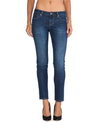 D-ID - Florence Cropped Jeans - Lyst