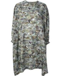 Henrik Vibskov Nonchalant Oversized Dress - Lyst