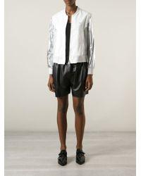 Wanda Nylon | Colour Block Sweatshirt | Lyst