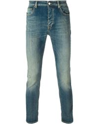 IRO Blue 'Conner' Jeans - Lyst