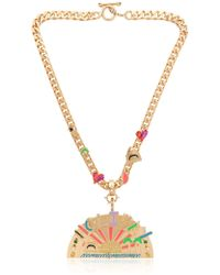 Maria Francesca Pepe Holiday Exclusive Day Necklace - Lyst