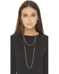 Heather Hawkins - Goldenmouth Freshwater Cultured Pearl Necklace - Pearl - Lyst