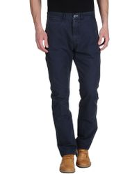 Jean.machine - Casual Trousers - Lyst