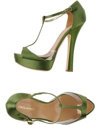 DSquared² Sandals - Lyst