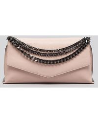 Milly Clutch Collins Chain - Lyst