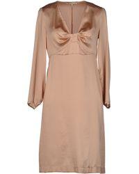 L'Autre Chose Short Dress - Lyst