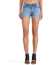 Cheap Monday Short Skin - Lyst