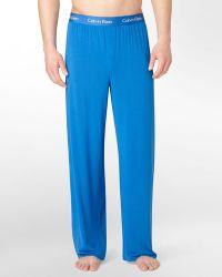 Calvin Klein Body Modal Pajama Pant - Lyst