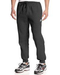 Nike Aw77 Cuffed Sweatpants - Lyst