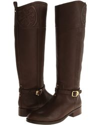 Tory Burch Marlene Riding Boot - Lyst