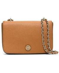 Tory Burch Robinson Adjustable Shoulder Bag - Lyst