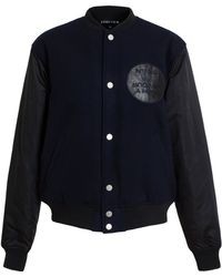 5preview College Jacket - Lyst