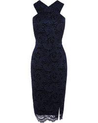 Coast Jessica Lace Dress - Lyst