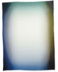 Burberry Prorsum - Cashmere Lightweight Ombre Scarf - Lyst