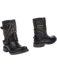 Steve Madden Ankle Boots - Lyst