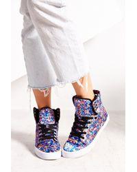 Supra - Multi Color Skytop Sneaker - Lyst
