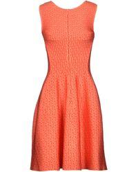 Issa Short Dress - Lyst