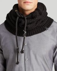 Bickley + Mitchell - Basic Knit Snood - Lyst