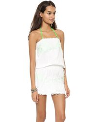 Melissa Odabash Toya Cover Up - Lyst