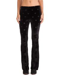 Free People Multicolor Babybell Pant - Lyst