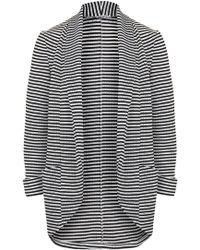 Wal-G - Stripey Soft Blazer By - Lyst