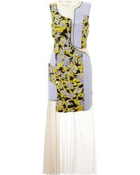 Mary Katrantzou Panthalassa Dress multicolor - Lyst