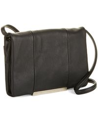 Kenneth Cole Reaction Fold-Over Mini Crossbody Bag - Lyst