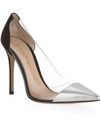 Gianvito Rossi Calabria Pointed Court - Lyst