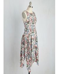 Sunny Girl Pty Lltd - Coming And Flowing Dress - Lyst