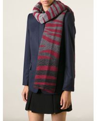 Marc By Marc Jacobs Tora Scarf - Lyst