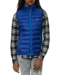 Patagonia The Down Sweater Vest - Lyst