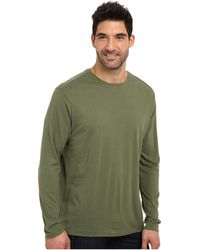 Tommy Bahama New Ls Palm Cove Tee - Lyst