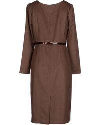 Carolina Herrera | Knee-length Dress | Lyst