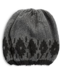 Wooden Ships - Slouchy Knit Beanie - Lyst