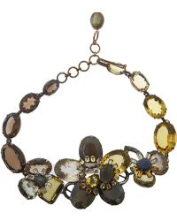 Iradj Moini - Smoky Quartz Flower Multi-Way Necklace - Lyst