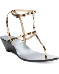 Inc International Concepts Womens Maggee Wedge Sandals - Lyst
