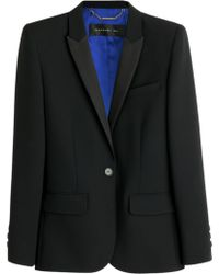 Barbara Bui Tailored Blazer - Lyst