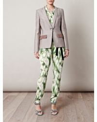 Matthew Williamson - Embellished Silk Jacket - Lyst