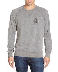 Katin - 'skullnami' Graphic Fleece Sweater - Lyst