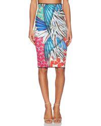 Clover Canyon Carnivale Reversible Skirt - Lyst