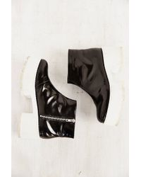 Cheap Monday Tractor High Chunky Boot - Lyst