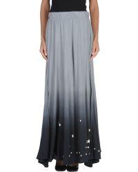 Wildfox Long Skirt - Lyst