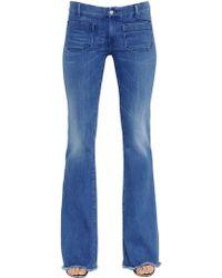 Seafarer Penelope Stretch Cotton Denim Jeans - Lyst