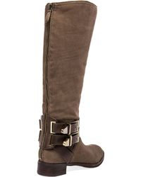 Boutique 9 Randen Boot in Taupe - Lyst